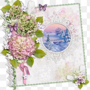 Ramadan Kareem Beautiful Greeting Card - Floral Design PNG