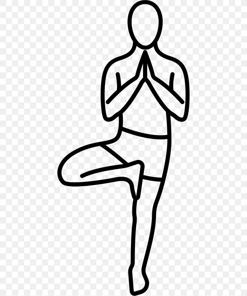 Ashtanga Vinyasa Yoga Pilates Yoga Exercise Png 440x981px Ashtanga Vinyasa Yoga Blackandwhite Coloring Book Exercise