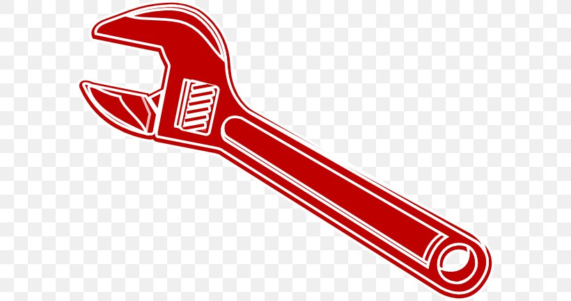 Spanners Adjustable Spanner Pipe Wrench Clip Art, PNG, 600x433px, Spanners, Adjustable Spanner, Baseball Equipment, Free Content, Hardware Download Free