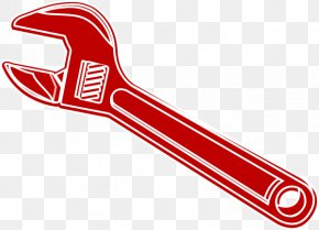 Wrench HD - Spanners Adjustable Spanner Pipe Wrench Clip Art PNG