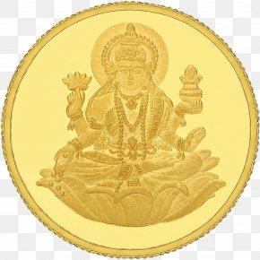 Lakshmi Gold Coin Photos - Gold Coin Silver Coin PNG