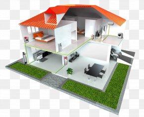 Villa Model - House Villa Architecture PNG