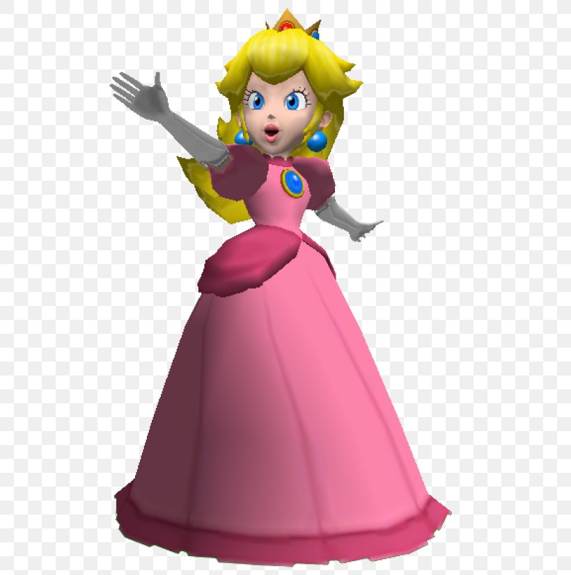 New Super Mario Bros Princess Peach Super Mario 3d Land
