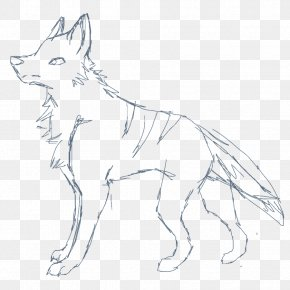 Drawing Dogs Pictures - Drawing Dogs Line Art Sketch PNG
