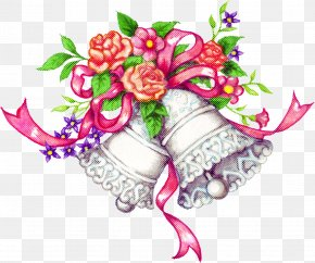 Floristry Floral Design - Bouquet Of Flowers Drawing PNG