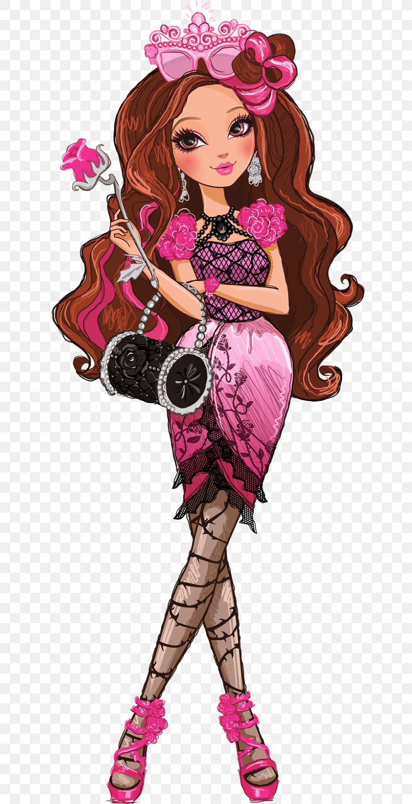 Briar Beauty Ever After High Drawing Sleeping Beauty PNG