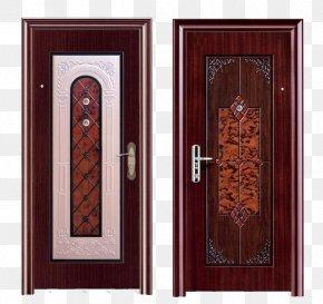 Steel Security Door - Door Security Fire Door Icon PNG