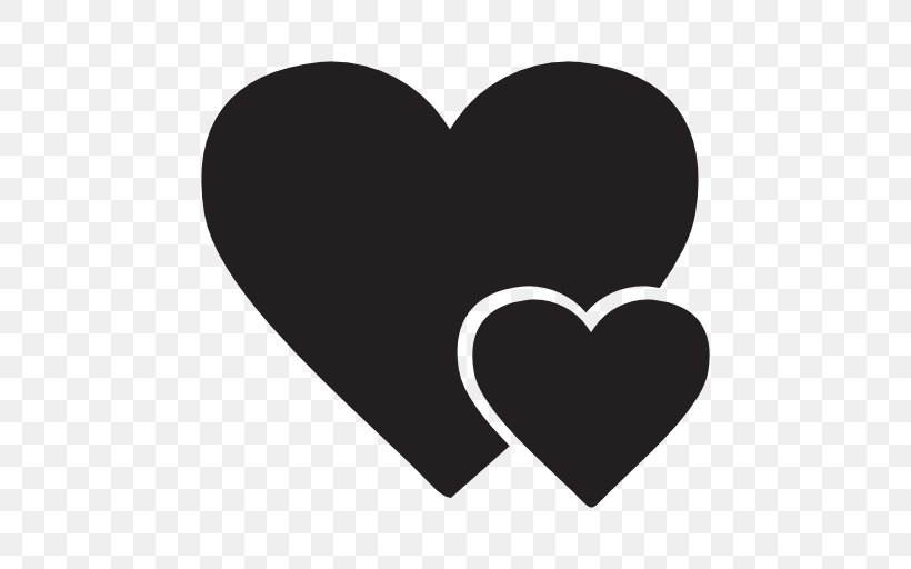 Heart, PNG, 512x512px, Heart, Black And White, Love, Pictogram, Pixel Art Download Free