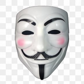 V For Vendetta - V For Vendetta Guy Fawkes Mask Gunpowder Plot Masquerade Ball PNG