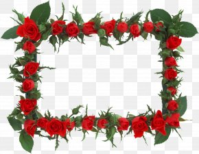 Floral Frame - Mid-Sha'ban Islam Ramadan Desktop Wallpaper PNG