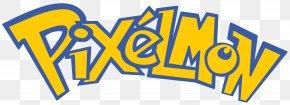 Pokemon Logo - Pixelmon Lapis (Theme) CavemanFilms Spotify Wrecking Mob PNG