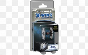 Star Wars - Star Wars: X-Wing Miniatures Game Fantasy Flight Games Star Wars X-Wing TIE/FO Fighter Expansion Pack X-wing Starfighter PNG