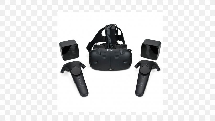 HTC Vive Virtual Reality Headset Oculus Rift Room Scale, PNG, 1920x1080px, Htc Vive, Auto Part, Automotive Exterior, Hardware, Headset Download Free