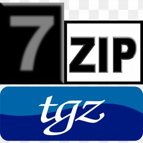 7zip Icon - Logo File Archiver Brand 7-Zip Computer File PNG