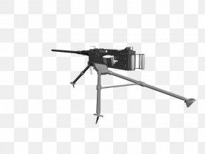 Machine Gun - Machine Gun Firearm Ranged Weapon Gun Barrel Mode Of Transport PNG