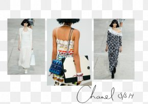 Chanel - Chanel Fashion Spring Summer Art PNG