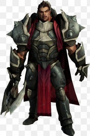 Darius Transparent Image - League Of Legends YouTube Alistar Riot Games PNG