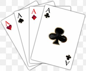 Playing Card Icons - Playing Card Uno Ace Set Card Game PNG