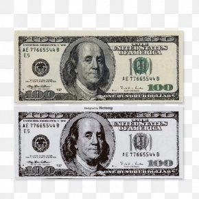 Vector Dollar Bill Free Pictures - United States One Hundred-dollar Bill United States One-dollar Bill United States Dollar Banknote Federal Reserve Note PNG