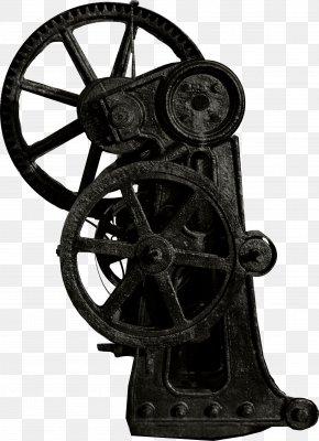 Diablo Machinery Industrial Revolution Steampunk Steam Engine - Industrial Revolution Steam Engine Steampunk Machine PNG