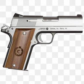 357 Magnum - Coonan .357 Magnum Firearm Pistol .357 SIG PNG
