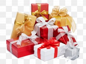 Christmas Gift Transparent - Christmas Gift PNG