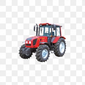 Farm Tractor Image - Belarus Minsk Tractor Works Power Take-off Agriculture PNG