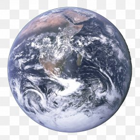 Nasa - Earth The Blue Marble Apollo 17 Planet Geocentric Orbit PNG