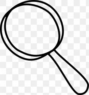 Magnifier Cliparts White - Magnifying Glass Royalty-free Clip Art PNG