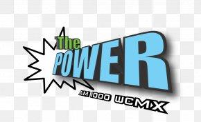 Radio Station - Leominster Salem WCMX Radio Station Logo PNG
