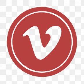 Heart Symbol - Social Network Icon Video Icon Vimeo Icon PNG