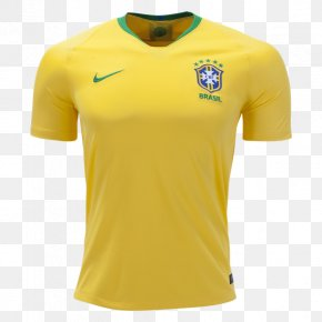 Copa 2018 - Brazil National Football Team 2018 FIFA World Cup 2014 FIFA World Cup Jersey PNG