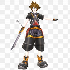 Kingdom Hearts - Action & Toy Figures Figurine Costume PNG