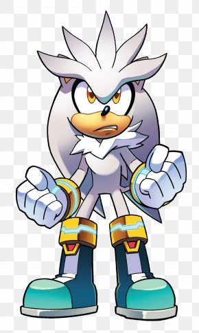 Silver - Silver The Hedgehog Sonic Battle Sonic The Hedgehog Doctor Eggman Shadow The Hedgehog PNG