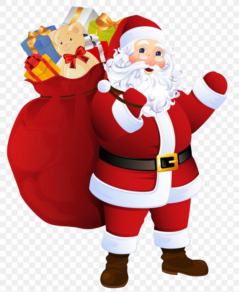 Santa Claus Pere Noel Clip Art Png 5461x6678px Santa Claus Christmas Christmas Decoration Christmas Elf Christmas