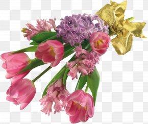 Flower Bouquet - Flower Bouquet Tulip Emoticon PNG