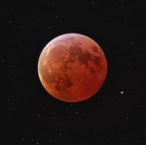 Moon - January 2018 Lunar Eclipse Supermoon Solar Eclipse Blue Moon PNG