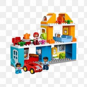 House - LEGO 10835 DUPLO Family House Lego Duplo Toy PNG