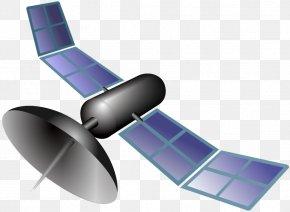 Weather Satellite Transparent Images - GPS Satellite Blocks Clip Art PNG
