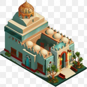 Building - Islamic Architecture Building Architectural Style Art PNG