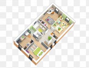 House - Constructeur Maison Ossature Bois Natilia Cholet House Plan Lumber Structural Element PNG