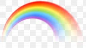 Rainbow Transparent Clip Art Image - Rainbow Graphics Font Computer Wallpaper PNG