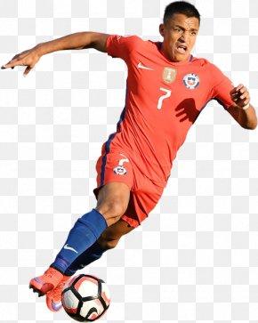 Alexis Sanchez Chile - Alexis Sánchez Chile National Football Team Soccer Player Image PNG