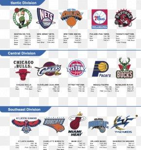 Nba Eastern Team Vector Icons - All-NBA Team Basketball Clip Art PNG