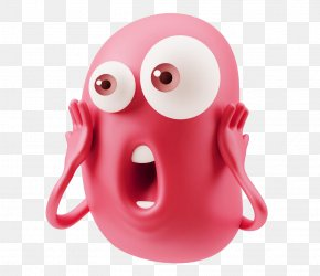 Surprised Face Expression - Face Facial Expression Emoticon Surprise PNG