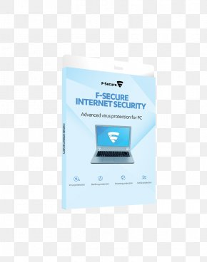 Computer Security Day - F-Secure Antivirus Software Internet Security 360 Safeguard PNG