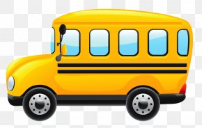 School Bus - School Bus T-shirt PNG
