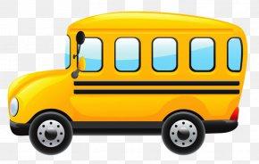 School Bus - School Bus T-shirt PNG