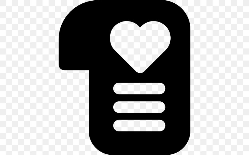 White Font, PNG, 512x512px, White, Black And White, Heart, Symbol Download Free