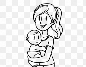 Mother's Day - Drawing Mother's Day Child Family PNG